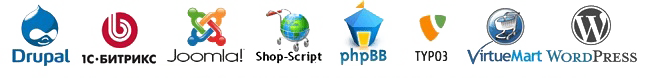 phpBB3 Bulletin Board Package, MamboCMS Content Management System, Joomla Cutting Edge Content Management, Drupal Drupal content management platform, Zikula Flexible Open, Source Application Framework, osCommerce Open Source E-Commerce Solutions, SugarCRM Open source, customer relationship management (CRM), CopperminePhotoGallery Photo Gallery, Gallery Photo album organizer, phpNuke Web Portal System, phpBB2plus Web Portal System based on phpBB2, MediaWiki Wiki engine, DataLife Engine